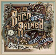 JOHN MAYER CD - BORN AND RAISED (2012) - NEW UNOPENED - ROCK