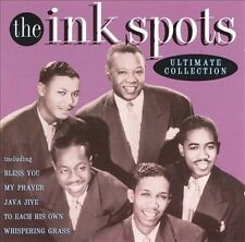 Ink Spots-Ultimate Collection-Prism 296-CD DISCOUNTED SHIPPING