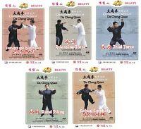 Quintessence Series Of Da Cheng Quan ( Yi Quan ) by Huang Jingwen 5DVDs