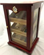 "Caja de puros - Cigar Humidor - Humidificador de Cigarros Smokegame ""CABINET"""
