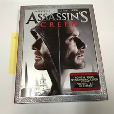 Assassin's Creed 3D+Blu-ray+Digital HD - 2 Discs, Region Free*BRAND NEW/SEALED*