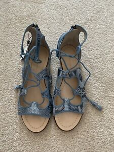 Zara New Snake Print Sandals Size 38(uk 5)