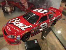 1/24 2004 Dale Earnhardt Jr. Budweiser/Bristol Raced Win