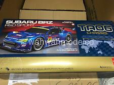 Tamiya 58548 1/10 RC Subaru BRZ R&D Sport(TA06 Chassis)