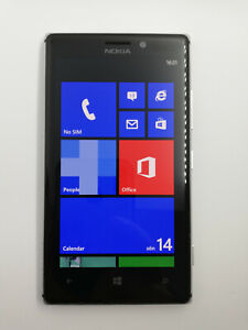 Nokia Lumia 925 Windows 8.1 16GB used unlocked phone + original box
