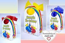 Cajas de fiesta twirlywoos bolsas favor tratar favor Rellenos Personalizados Twirly Woos