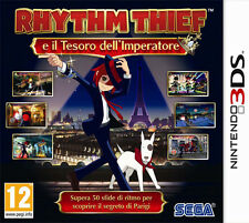 Rhythm Thief E Il Tesoro Dell'Imperatore Nintendo 3DS IT IMPORT SEGA