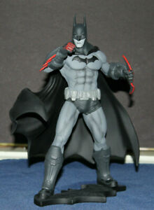 """Batman: Arkham City Statue DC Collectibles 10"""" Dave Cortes"""