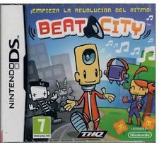 Beat City  (Nintendo DS Nuevo)