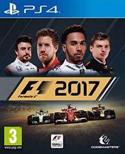 F1 2017 FORMULA ONE PS4  EN CASTELLANO ESPAÑOL  NUEVO PRECINTADO FISICO