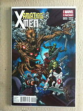 AMAZING X-MEN #9 GUARDIANS OF THE GALAXY 1:15 VARIANT COVER NEAR MINT 1ST PRINT