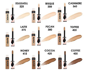 Loreal Paris Infaillible More Than Full Concealer Full Range *New & Sealed *