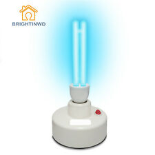 UVC Ultraviolet Sterilizing Lamp 15W 20W Home Office Germicidal Lamp Fixtures