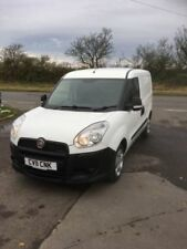 Diesel Fiat Commercial Vans & Pickups with Alarm