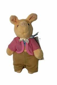 "Vintage Beatrix Potter Collectibles ""Pigling Bland"" Peter Rabbit, Pig, Rare, New"