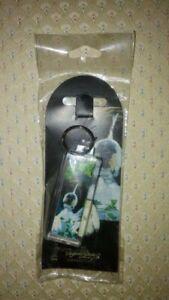 Keychain-Boxer (Dog) Keychain from the Pollyanna Pickering & ? Bookmark *NEW*.