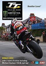 TT 2016 Review Rückblick  [DVD] *NEU* Motorrad Isle of Man Tourist Trophy