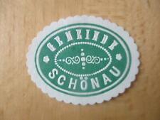 (32995) Siegelmarke - Gemeinde Schönau