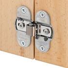 Hafele Hawa Prameta 180° Concealed Mortice Hinge For Folding Doors Nickel Plated