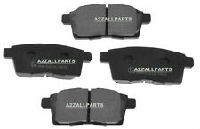 FOR MAZDA CX7 2.2TD 2.3 07 08 09 10 11 REAR BACK BRAKE PADS SET 4WD TURBO DISI