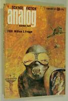 Analog Science Fiction / Fact, Feb 1972, Robert F. Young, Joseph Green, Ben Bova