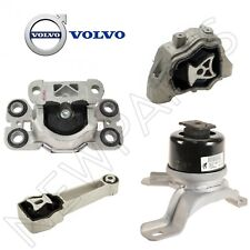 For Volvo S60 XC70 Set of Left & Right Lower & Upper Engine Mounts Genuine KIT