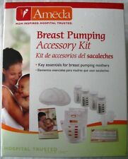 Ameda Breast Pumping Accessory Kit New NIB