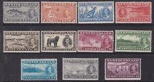 NEW FOUNDLAND ^^^^^^1937  # 233-243  KEY  mint LH  set   $65.00@ ha 1128nfo