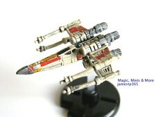 Starship Battles ~ LUKE SKYWALKER'S X-WING #20 rare Star Wars miniature