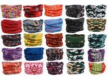 Multifunktionstuch Schlauchschal Schlauchtuch Halstuch Multischal große Auswahl