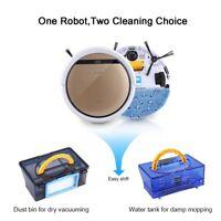 ILIFE V5S Pro Smart Robot Vacuum Floor Automatic Microfiber Dry/Wet Cleaner
