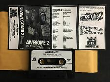 Awesome 2 The Anniversary RARE Hip Hop Tape Kingz NYC Classic Mixtape Cassette