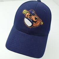 Gateway Grizzlies Frontier League Fitted 7 1/8 Adult Baseball Ball Cap Hat