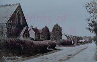 "PRINT 10"" X 7""  BAUGHURST ROAD BAUGHURST HAMPSHIRE c1935"