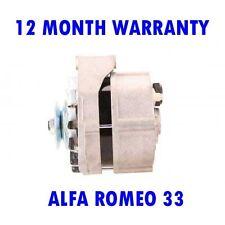 ALFA ROMEO 33 SPORTSWAGON 1.4 1.5 1.7 1990 1991 - 1994 ALTERNATOR