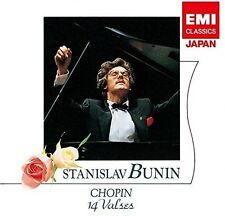 Stanislav Bunin - Chopin: 14 Valses [New CD] Japan - Import