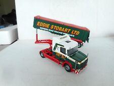 Corgi 1:50 Scania 144 L/ 460 TORPEDO  EDDY STOBART LTD  EX MIRRORS/OHNE BOX