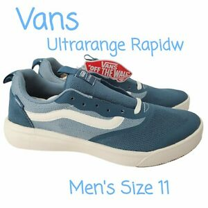 VANS UltraRange Rapidweld Mens Sneaker Size 11 Two Tone Stargazer/Lead A3MVUXV9