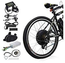 Electric Bicycle Ebike 26-Inch Conversion Kit Hub Motor Rear Wheel 36-Volt...
