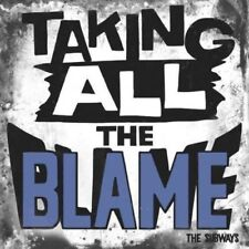 """THE SUBWAYS - TAKING ALL THE BLAME 7"""" Single RSD RECORD STORE DAY 2015 LTD"""