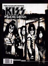 Kiss Psycho Circus Magazine #1 1998 Todd MacFarlane
