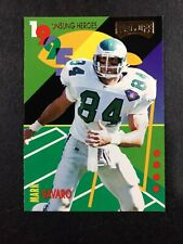 MARK BAVARO 1995 Playoff Absolute Unsung Heroes #21 PHILADELPHIA EAGLES