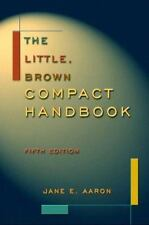 The Little, Brown Compact Handbook, Fifth Edition, Jane E. Aaron,0321104951, Boo