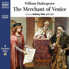 The Merchant of Venice by William Shakespeare (Audio CD)