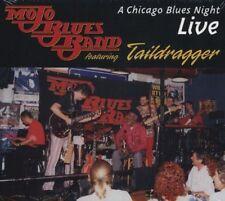 CDs mit Live und Blues für CD Baby