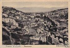 # PESCINA: PANORAMA  - 1952