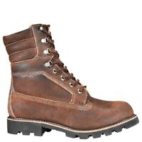 """TIMBERLAND 8"""" Mens Limited Edition USA Made American Craft Waterproof Boots"""