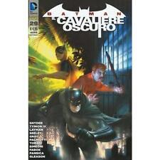 BATMAN 29 - IL CAVALIERE OSCURO (NUOVA SERIE) - RW LION - NUOVO