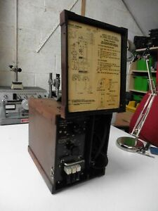 Vintage Power Supply Unit Tester TMS No.1   MK11