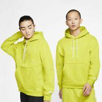 Nike Sportswear JDI Just Do It  Heavyweight Hoodie Bright Cactus Mens CI9406-308